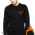 Men's Sweatshirt With Thick Fleece Inside Winter Fashion For Him