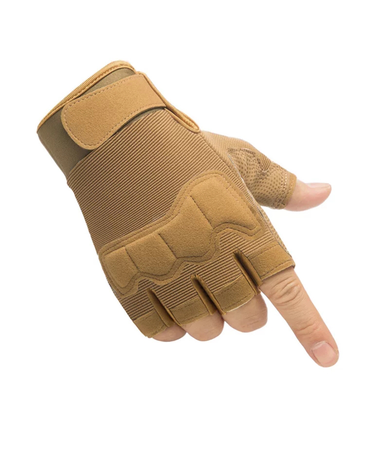 Half Gloves For Bike Riding Safety Comfortable